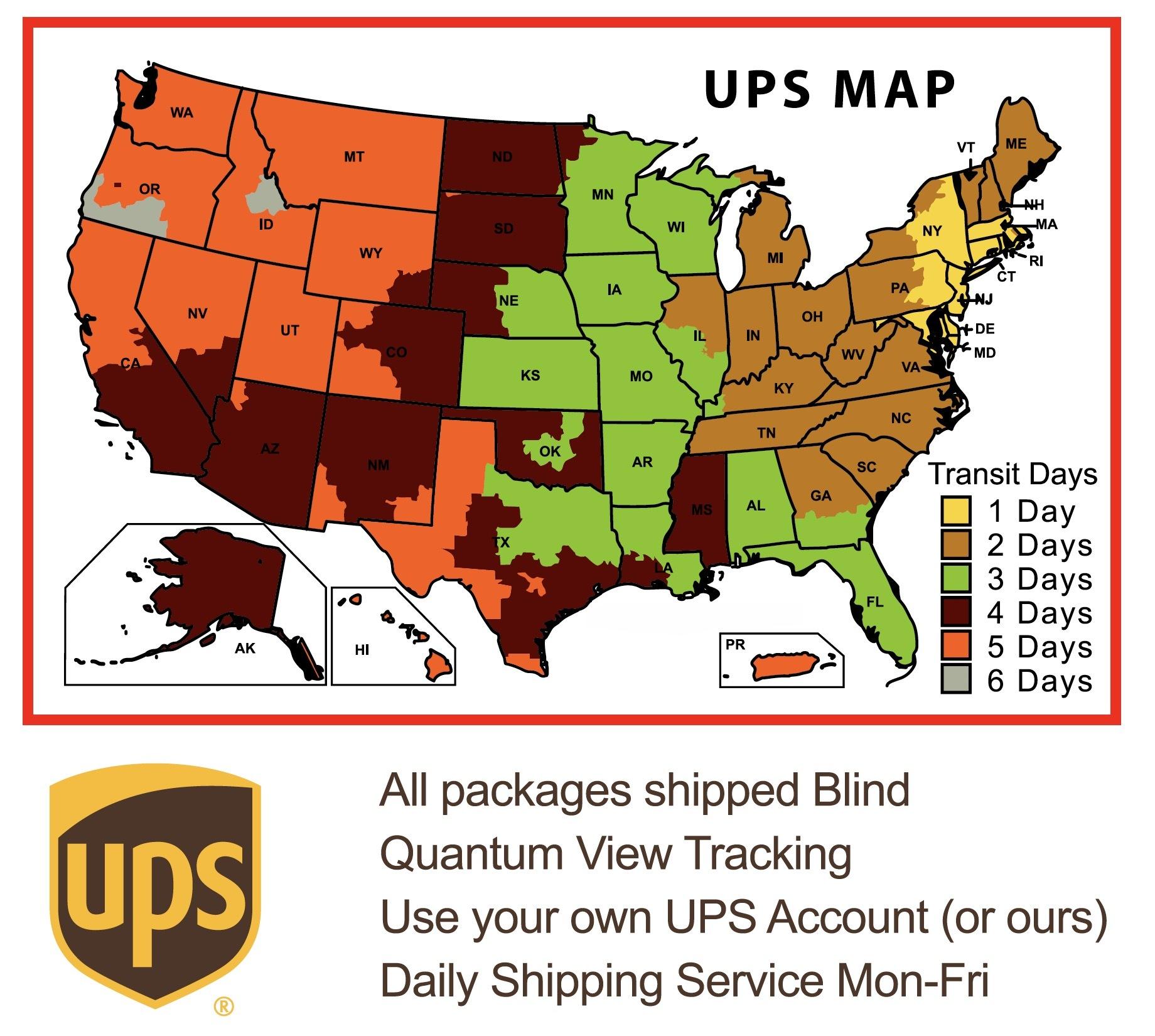 UPS Shipping Image