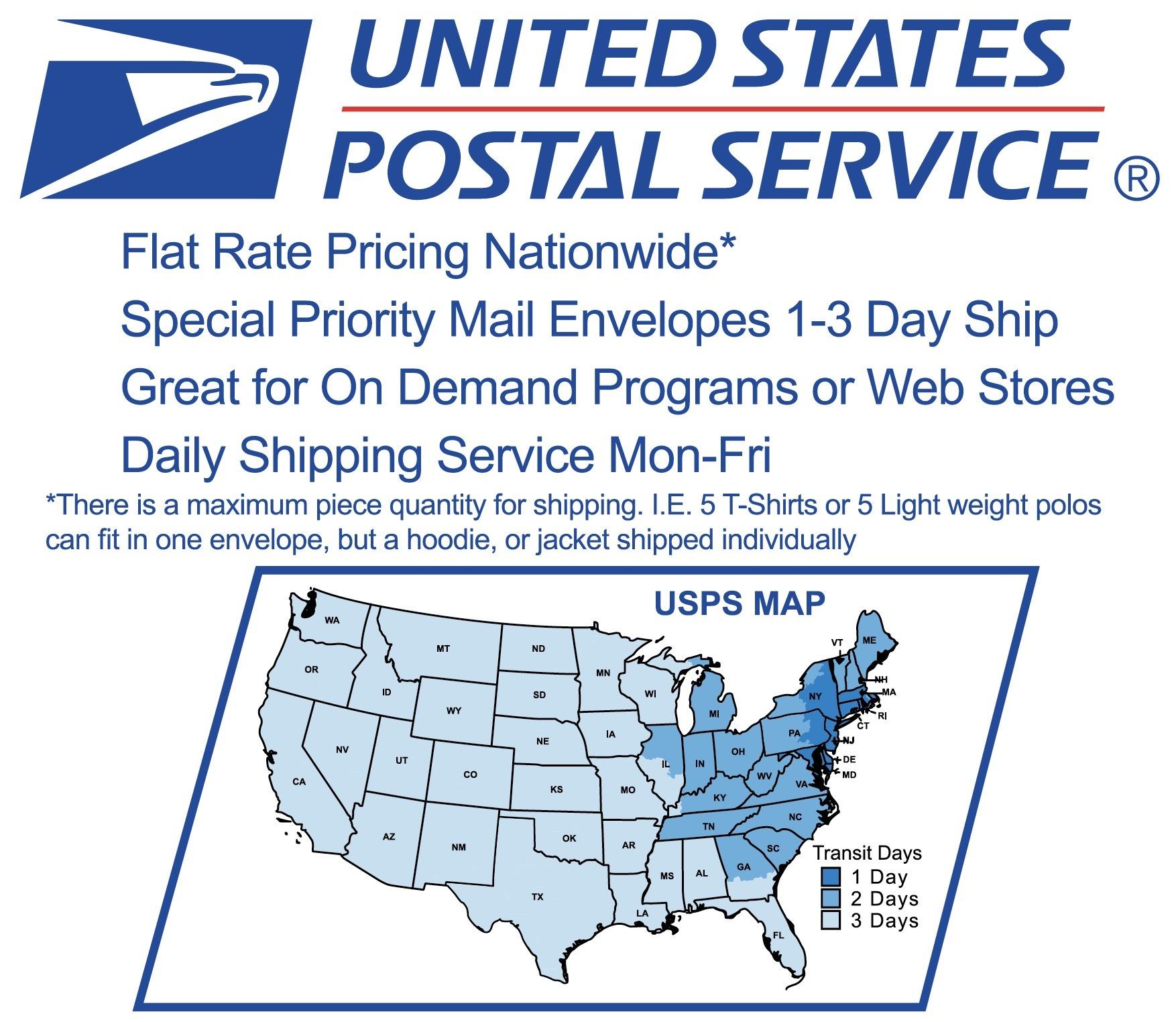 USPS Shipping Image